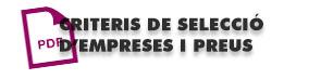 cRITERIS-DE-SELECCIÓ-DEMPRESES-I-PREUS1