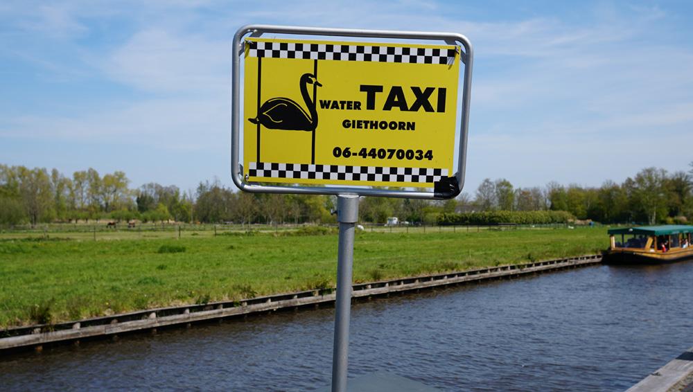 Farklı bir taksi türü