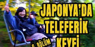 Takao Zirvesi Japonya Vlog