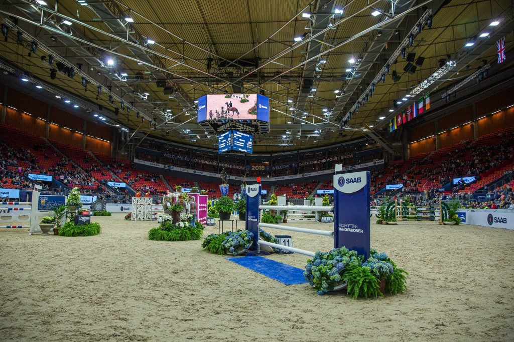 CSI5* – W GOTHENBURG HORSE SHOW