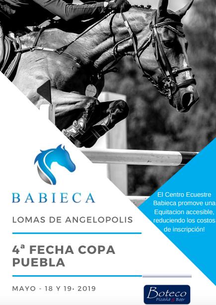 4ª Fecha Copa Puebla