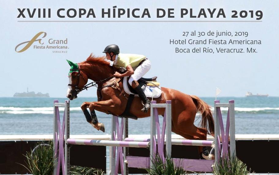 XVIII Copa Hípica la Playa 2019