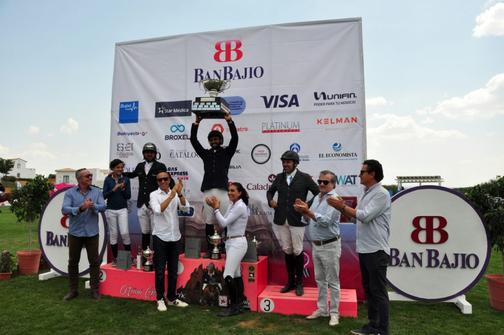 Martin Jimenez Unveils a Star while Mastering the Competition in $510,000 Otomí Grand Prix CSI 2*