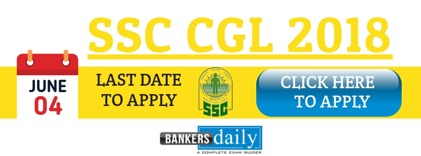 Normalization - SSC CGL 2018 notification