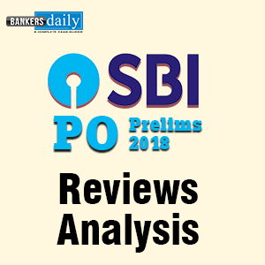 SBI-PO-Prelims-2018-Review-Analysis-Bankersdaily