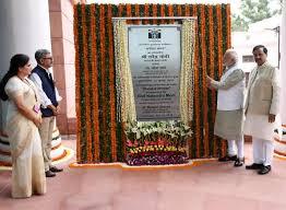 PM-Modi-Inaugurates-New-Headquarters-Building-of-ASI