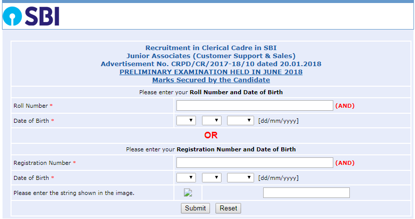 SBI-CLERK-PRELIMS-EXAM-results