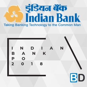 INDIAN BANK PO - 2018 - PGDBF - MANIPAL