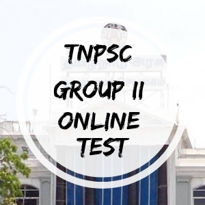 TNPSC-GROUP-II-ONLINE-TEST
