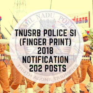 TNUSRB-Police-SI-Finger-Print-2018-Notification-–-202-Posts-1