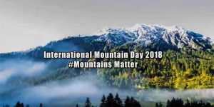 International Mountains Day: 11th December
