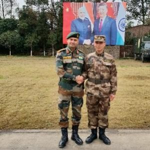 Sino-India Joint Exercise Hand-in-Hand 2018- Bankersdaily