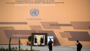 UN conference adopts migration pact despite withdrawals - Bankersdaily