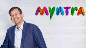 Myntra CEO Ananth Narayanan Quits - Bankersdaily