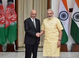 India signed 11 MoUs worth $9.5 million with Afghanistan : - Bankersdaily