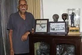 Former hockey Olympic gold medallist Raghbir Singh Bhola dies at 92 : - Bankersdaily