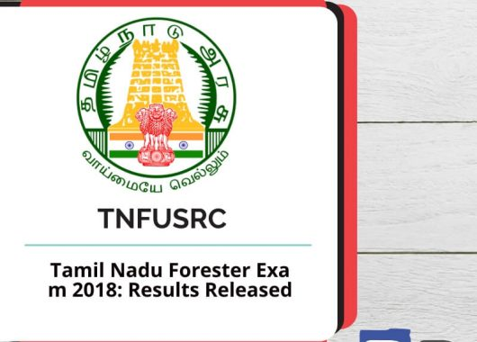 TNFUSRC 2018 Online Exam Results Released