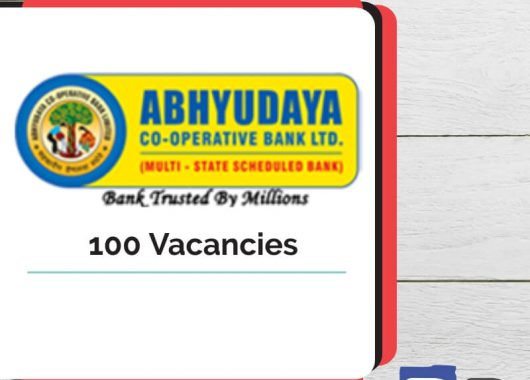 Abhyudaya Co-Operative Bank Clerk Recruitment 2019 – 100 VACANCIES - Bankersdaily