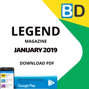LEGEND MAGAZINE – JANUARY (2019) MONTH CURRENT AFFAIRS CAPSULE WITH QUIZ