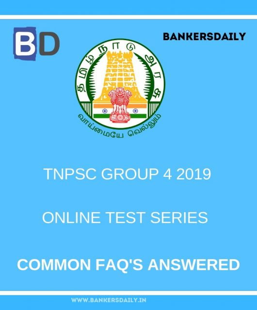 Bankersdaily Testpress Doubts & Common FAQ's