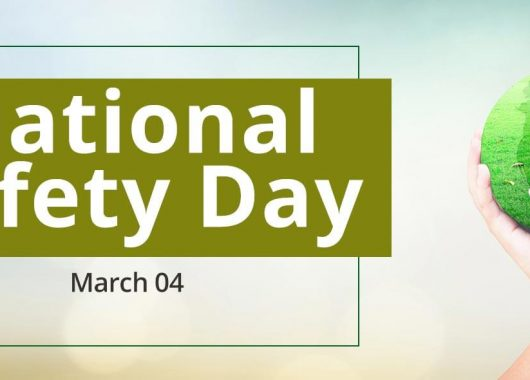 National Safety Day - Daily Current Affairs - March 5, 2020