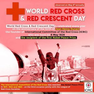 World Red Cross Day-8 May