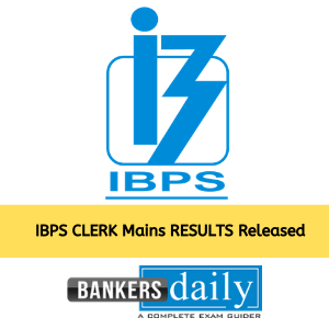 IBPS Clerk Mains Result 2019 - 2020 : (CRP - IX) Declared : Check Now
