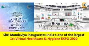 India's largest & first Virtual Healthcare & Hygiene EXPO 2020: