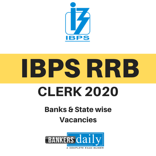IBPS RRB OFFICE ASSISTANT 2020 – Official Statewise Vacancies