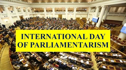 International Day of Parliamentarism