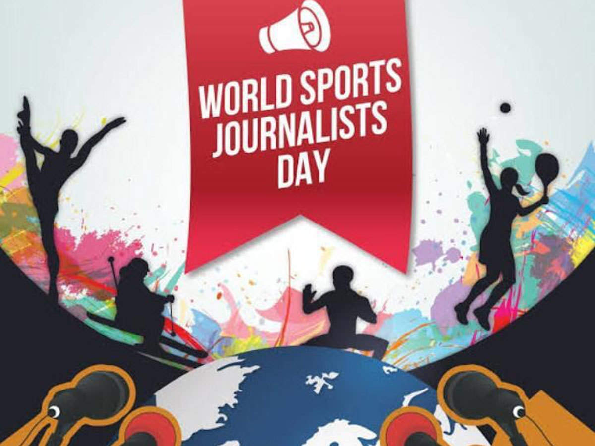 World Sports Journalists Day