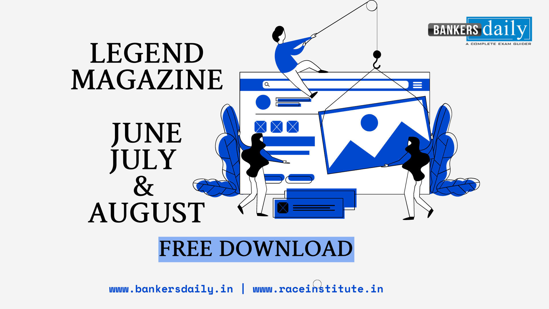 DOWNLOAD LEGEND MAGAZINE – JUNE, JULY, AUGUST Monthly Current Affairs 2020 – FREE PDF
