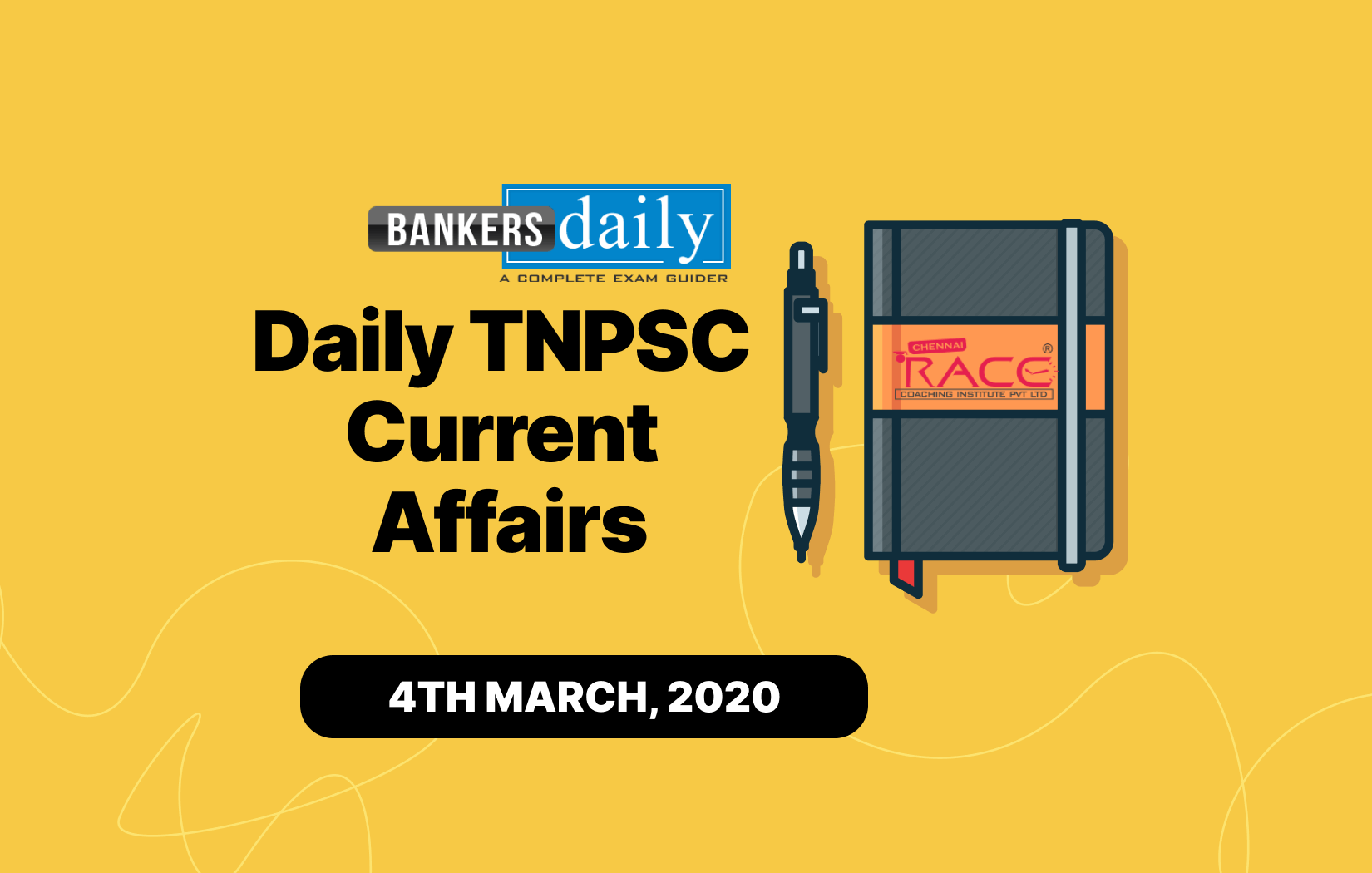 TNPSC Current Affairs - English & Tamil - March 4, 2021