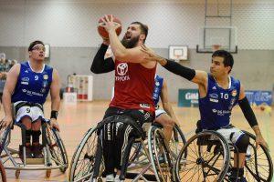 1.RBBL: RBC Köln99ers vs. BG Baskets Hamburg
