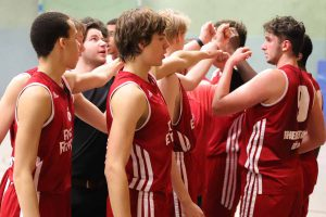 U18 Pokal: Rheinstars Köln @ Basketball Boele Kabel Hagen