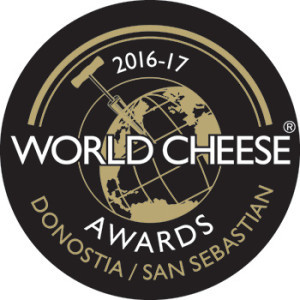 World cheese awards 2016 logo