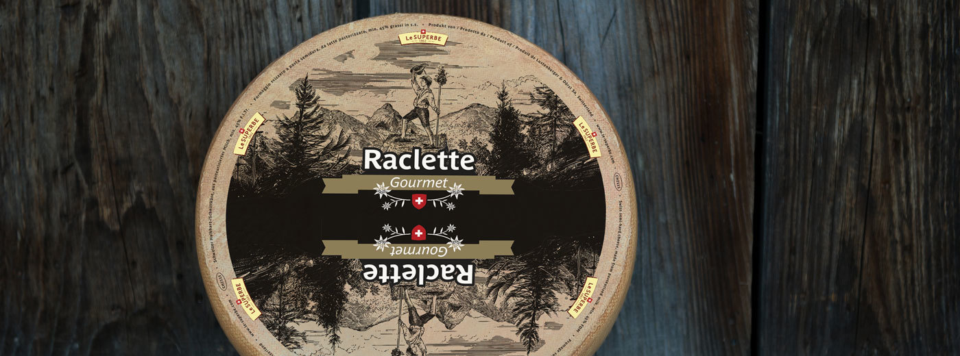 Raclette gourmet