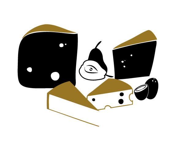 Kaeseplatte