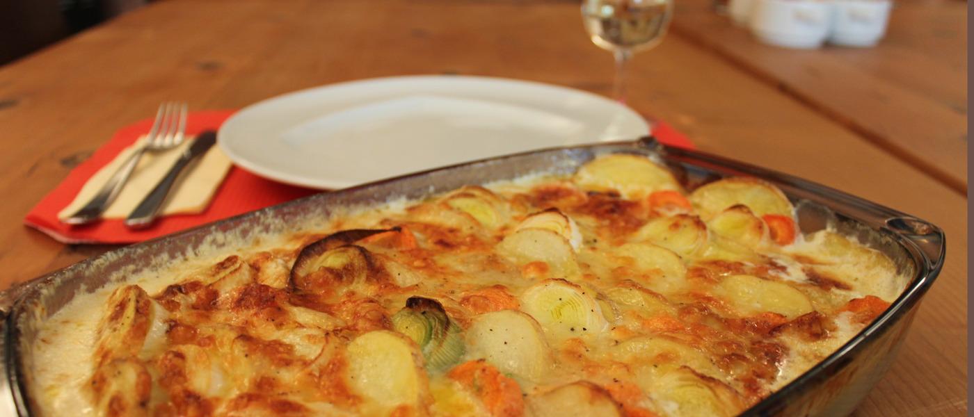 Kartoffelgratin1
