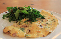 Omeletten