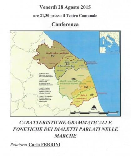 Conferenza di Carlo Ferrini