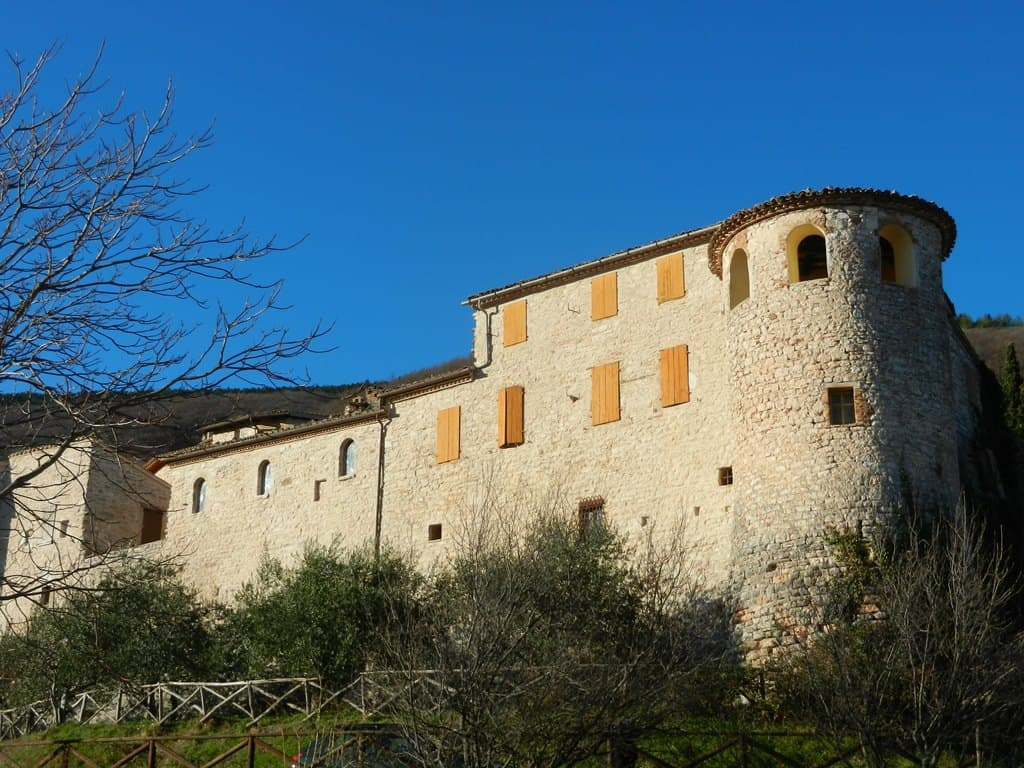 Torrione di Vestignano (Caldarola)