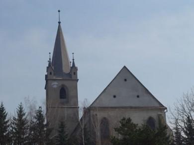 Tirgu Mures Biserica Reformata beready.ro