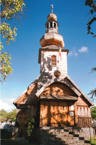 Tirgu Mures Biserica de Lemn beready.ro