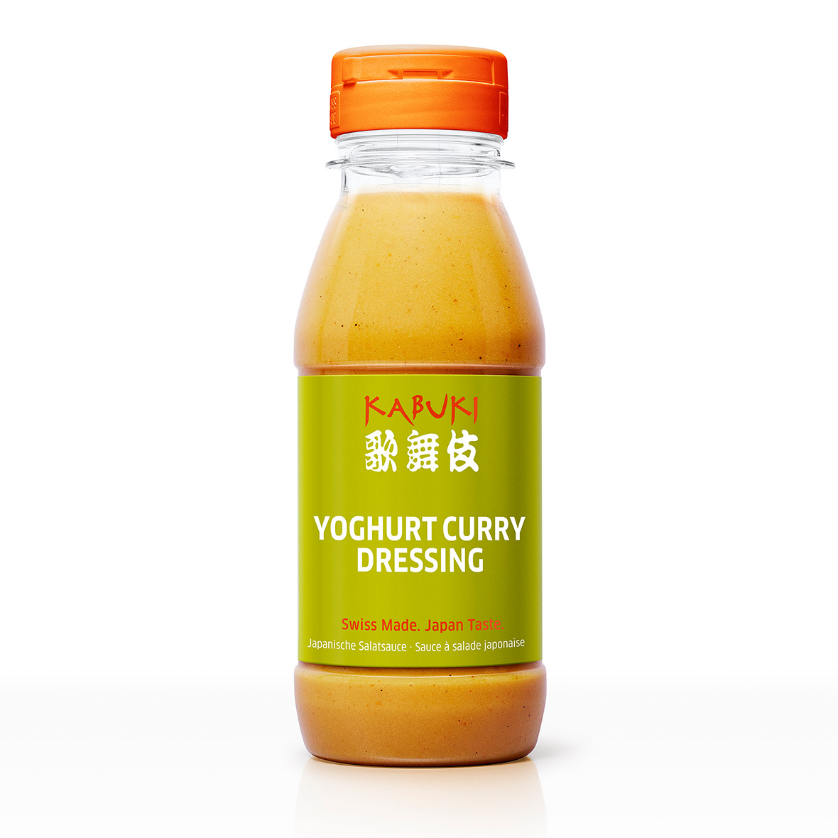 Kabuki Yoghurt Curry Dressing, 270 ml