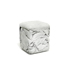 Hocker Trash Cube von Eternit