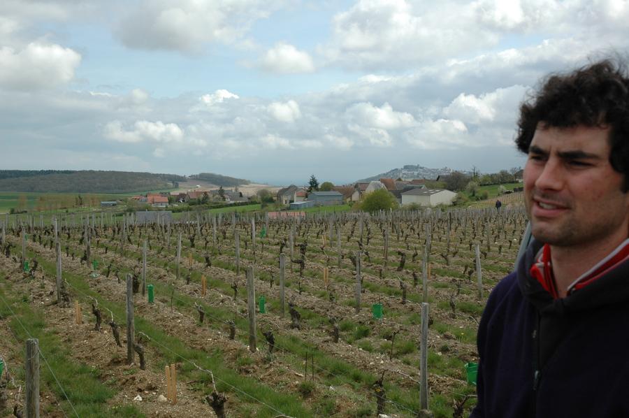Claude Riffault</br>Sancerre - Loire