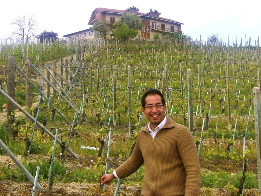 Mario Gagliasso</br>La Morra - Piemonte