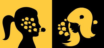 9. extro vs introvert