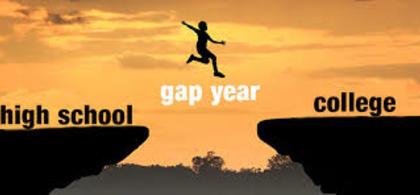 3. gap year
